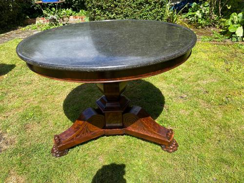 Large Centre Table or Gueridon (1 of 9)