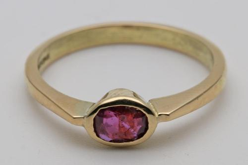 18ct Ruby Ring (1 of 3)