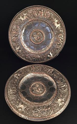 Elkington Silver Plated Aesthetic Tazzas (1 of 7)
