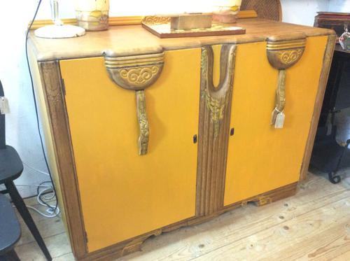 Art Deco Sideboard (1 of 6)