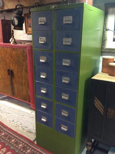 Large Metal Storage Drawers (1 of 3)