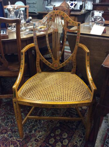 Sheraton Revival Chair (1 of 4)