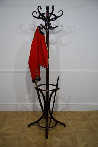 Bentwood Coat Stand (1 of 3)