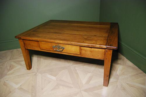 Cherrywood Coffee Table (1 of 4)
