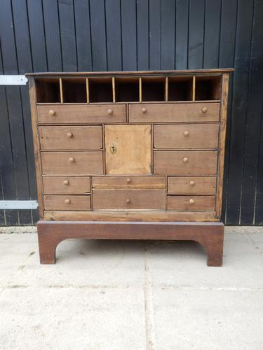Chest of Drawers, Oak, 18th Century (1 of 11)