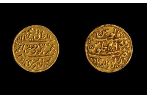 Very RAre Bengal Presidency Gold Mohur Coin Kolkata 'Calcutta' About Unc. Weight 10.5G (1 of 1)