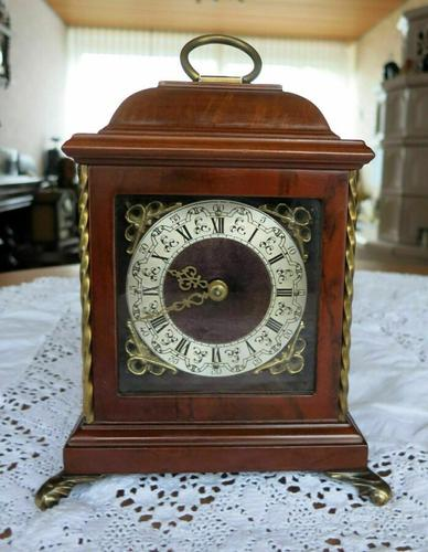 Very Rare Vintage Warmink Wuba Mantel Clock (1 of 11)