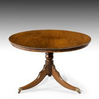 Most Attractive Regency Period Tilt-top Dining Table (2 of 6)