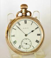 Antique Elgin Pocket Watch (2 of 5)