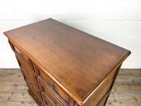 Vintage Oak TV Cabinet Chest (8 of 9)