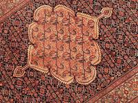 Antique Malayer Rug (6 of 10)