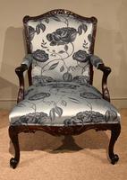 Superb Quality 19th Century Gainsborough Armchair (2 of 10)