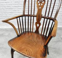 Thames Valley Highback Windsor Armchair (5 of 9)