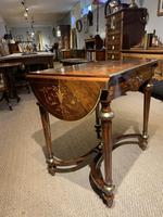 Napoleon III Sofa Table