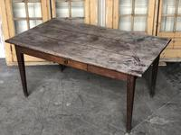 French Rustic Kitchen Dining Table (2 of 16)
