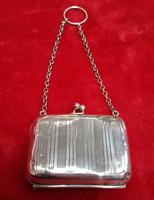 Sterling Silver Miniture Purse (2 of 4)