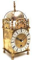 Smiths Lantern Clock – Front Wind 8-day Lantern Mantel Clock (2 of 11)