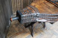 Antique French Bellows Coffee Table (3 of 7)