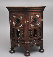 19th Century Moorish Occasional Table (7 of 9)