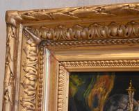 Pair of Still-life Oil Paintings by A Bonnefoy (7 of 13)