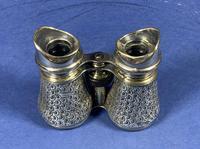 19th Century London Silver Hallmarked Binoculars (7 of 10)