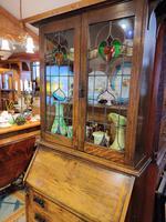 Arts & Crafts Bureau Bookcase (9 of 14)