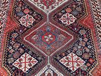 Antique Qashqai Rug 1.47m x 1.04m (8 of 17)