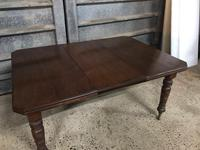 Stunning Victorian Extending Dining Table (3 of 5)