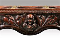 Late 19th Century European Carved Table (5 of 5)