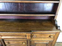 Antique 19th Century Oak Dresser (13 of 16)