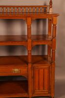 Good Victorian Buffet or Serving Sideboard (4 of 8)