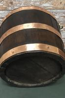 Oak Bucket With Copper Bands (9 of 11)