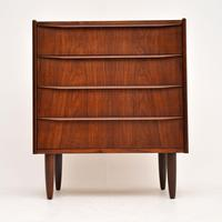 Danish Vintage Rosewood Chest of Drawers (5 of 8)