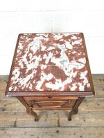 Antique French Bedside Table (2 of 11)