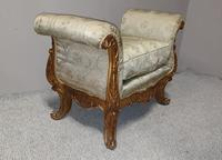 Superb Pair of Gilt Stools (7 of 11)