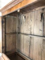 19th Century Antique Pine Housekeepers Cupboard (M-879) (6 of 13)