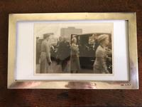 Arthur & John Zimmerman Silver Picture Frame