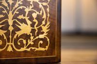Olive Wood Inlaid Card Box 1920 (6 of 8)