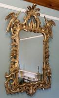 Stunning Large Gilt Pier Mirror (2 of 5)