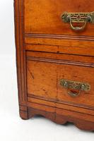 Victorian Walnut Chest of Drawers / Filing Cabinet (13 of 13)