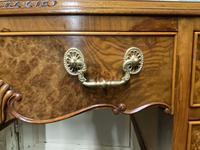 Pretty Quality Burr Walnut Dressing Table (11 of 17)