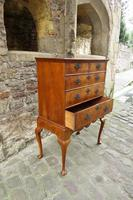 George II Walnut Chest on Stand (8 of 12)