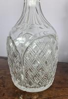 Pair of Silver Collared Decanters by Mappin & Webb (5 of 7)