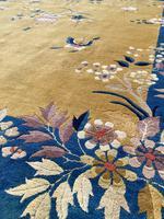 Antique Chinese Art Deco Carpet 3.15m x 2.71m (6 of 13)