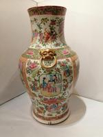 A fine pair of quality 19th century  Cantonese vases (7 of 10)