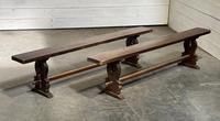 French Farmhouse Dining Table & Benches Set (3 of 33)