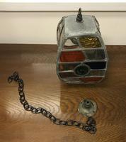 Arts & Crafts Glass Lantern (5 of 6)