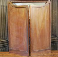 Large French triptych dressing table mirror (3 of 7)