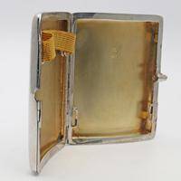 Early 20th Century German Sterling Silver & Enamel Erotic Concealed cigarette case, (7 of 8)
