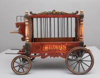 Early 20th Century Model of a Circus Wagon (8 of 10)